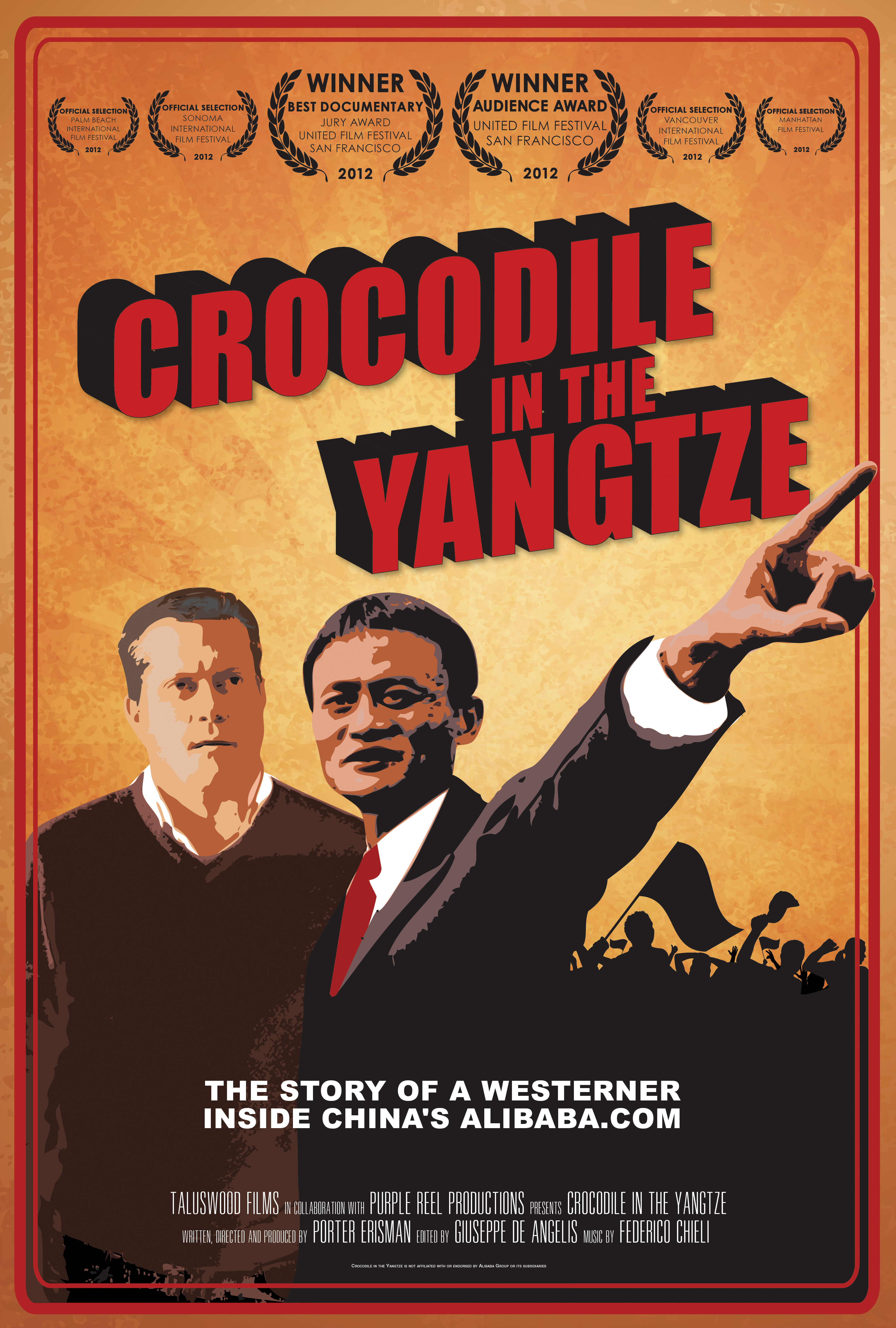 Crocodile in the yangtze – purchase and download.